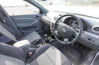 2006 Holden Viva JF White 5 Speed Manual Sedan