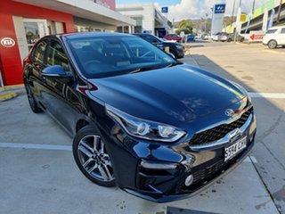 2020 Kia Cerato BD MY20 Sport Gravity Blue 6 Speed Sports Automatic Sedan.