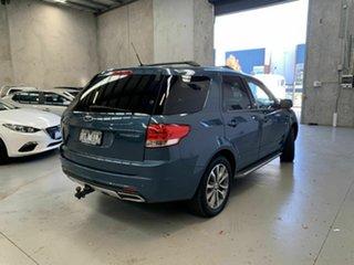2016 Ford Territory SZ MkII Titanium Seq Sport Shift Blue 6 Speed Sports Automatic Wagon