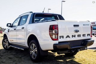 2021 Ford Ranger PX MkIII 2021.25MY Wildtrak White 6 Speed Sports Automatic Double Cab Pick Up