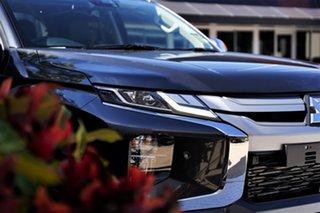 2021 Mitsubishi Triton MR MY22 GLS Double Cab Graphite Grey 6 Speed Sports Automatic Utility