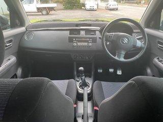 2008 Suzuki Swift EZ 07 Update Red 5 Speed Manual