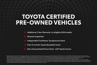 2020 Toyota Hilux GUN126R Rogue Double Cab Inferno 6 Speed Sports Automatic Utility.
