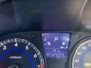 2012 Hyundai Accent RB Premium White 4 Speed Sports Automatic Hatchback