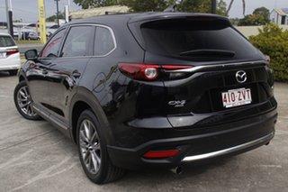 2018 Mazda CX-9 TC GT SKYACTIV-Drive i-ACTIV AWD Black 6 Speed Sports Automatic Wagon.