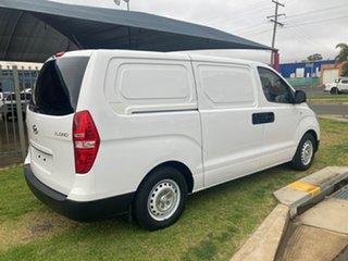 2016 Hyundai iLOAD TQ Series II (TQ3) MY1 3S Liftback White 5 Speed Automatic Van.