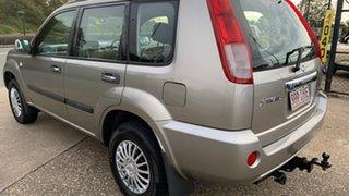 2004 Nissan X-Trail T30 II ST Silver 4 Speed Automatic Wagon