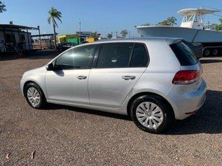 2012 Volkswagen Golf TSI Silver 4 Speed Auto Active Select Hatchback.