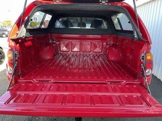 2015 Mitsubishi Triton MN MY15 GLX Double Cab Red 4 Speed Sports Automatic Utility