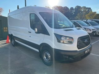 2019 Ford Transit VO 2018.75MY 350L (Mid Roof) White 6 Speed Automatic Van