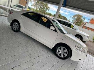 2007 Toyota Camry Altise White Automatic Sedan