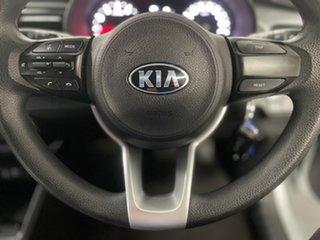 2017 Kia Rio YB MY18 S Silver 4 Speed Sports Automatic Hatchback