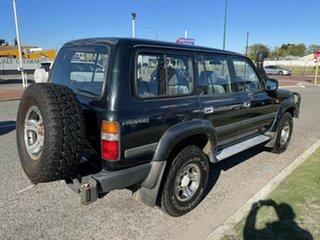 1998 Toyota Landcruiser GXL (4x4) Green 4 Speed Automatic 4x4 Wagon