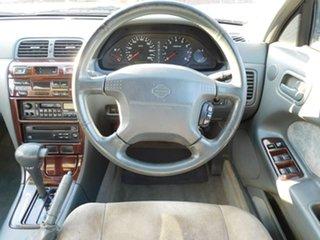 1998 Nissan Maxima A32 S3 30G Silver 4 Speed Automatic Sedan