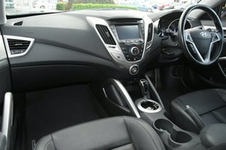 2013 Hyundai Veloster FS2 Coupe D-CT Yellow 6 Speed Sports Automatic Dual Clutch Hatchback