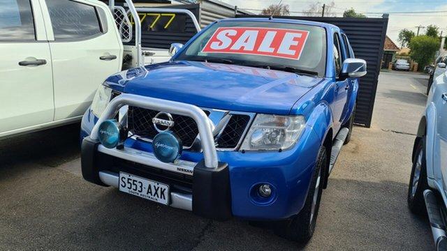 Used Nissan Navara D40 MY12 ST-X (4x4) Prospect, 2013 Nissan Navara D40 MY12 ST-X (4x4) 7 Speed Automatic Dual Cab Pick-up