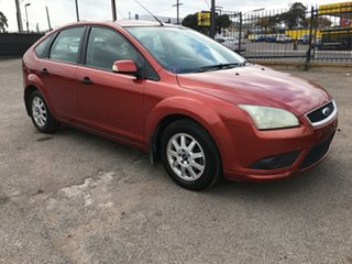 2008 Ford Focus LT CL 4 Speed Sports Automatic Hatchback.