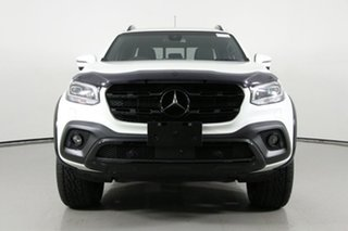 2019 Mercedes-Benz X-Class 470 350d Power (4Matic) White 7 Speed Automatic Dual Cab Utility.