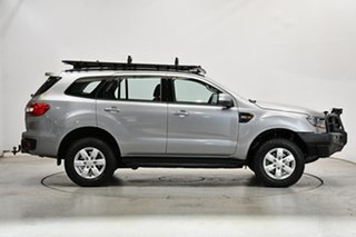 2017 Ford Everest UA 2018.00MY Ambiente Silver 6 Speed Sports Automatic SUV