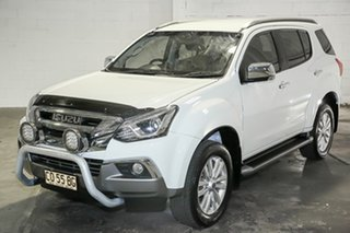 2017 Isuzu MU-X MY17 LS-T Rev-Tronic White 6 Speed Sports Automatic Wagon.