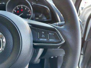 2019 Mazda CX-3 DK4W7A sTouring SKYACTIV-Drive i-ACTIV AWD White 6 Speed Sports Automatic Wagon