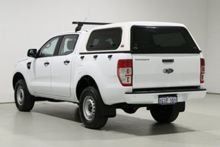 2017 Ford Ranger PX MkII MY17 XL 2.2 Hi-Rider (4x2) White 6 Speed Automatic Crew Cab Pickup