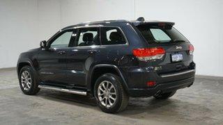 2016 Jeep Grand Cherokee WK MY17 Laredo Blue 8 Speed Sports Automatic Wagon.