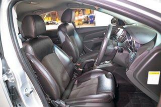 2016 Holden Cruze JH Series II MY16 SRI Z-Series Silver 6 Speed Sports Automatic Sedan