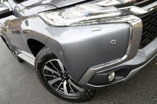 2017 Mitsubishi Pajero Sport QE MY17 Exceed Grey 8 Speed Sports Automatic Wagon.