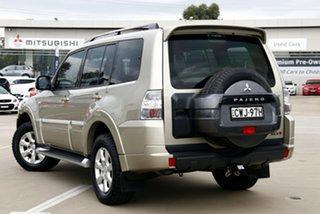 2014 Mitsubishi Pajero NW MY14 GLX-R S18 5 Speed Sports Automatic Wagon.