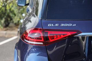 2020 Mercedes-Benz GLE-Class V167 800+050MY GLE300 d 9G-Tronic 4MATIC Cavansite Blue 9 Speed