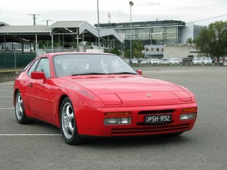 1988 Porsche 944 Turbo Red 5 Speed Manual Coupe.