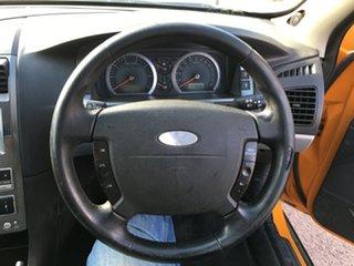 2007 Ford Falcon BF Mk II XR6 6 Speed Sports Automatic Sedan