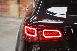 2021 Mercedes-Benz GLC-Class X253 801MY GLC43 AMG SPEEDSHIFT TCT 4MATIC Obsidian Black 9 Speed