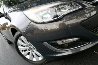 2012 Opel Astra AS Select Grey 6 Speed Sports Automatic Hatchback.