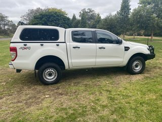 2016 Ford Ranger PX MkII XL White 6 Speed Sports Automatic Utility