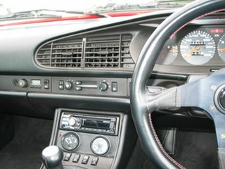 1988 Porsche 944 Turbo Red 5 Speed Manual Coupe