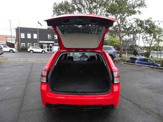 2011 Holden Commodore VE II MY12 SS V Sportwagon Redline Red 6 Speed Automatic Wagon