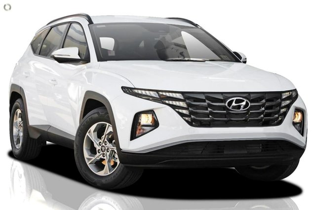 New Hyundai Tucson NX4.V1 MY22 2WD Oakleigh, 2021 Hyundai Tucson NX4.V1 MY22 2WD White 6 Speed Automatic Wagon