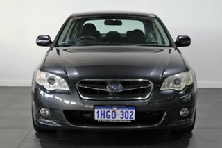 2008 Subaru Liberty B4 MY08 AWD Grey 4 Speed Sports Automatic Sedan.