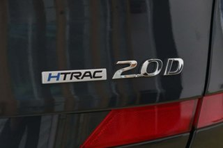 2020 Hyundai Tucson TL3 MY20 Highlander AWD Blue 8 Speed Sports Automatic Wagon