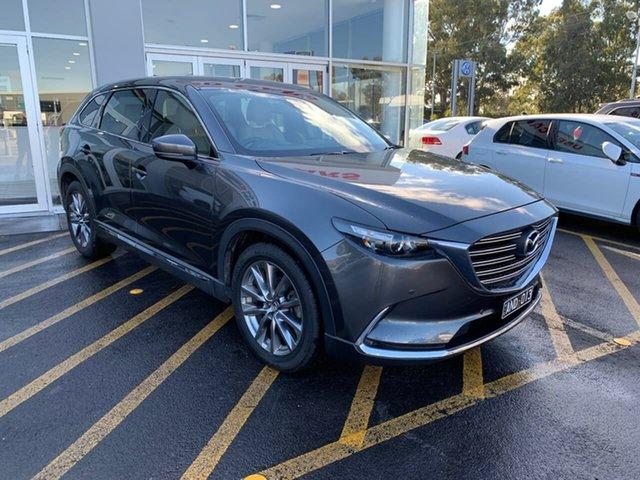 Used Mazda CX-9 TC GT SKYACTIV-Drive Epsom, 2017 Mazda CX-9 TC GT SKYACTIV-Drive Grey 6 Speed Sports Automatic Wagon