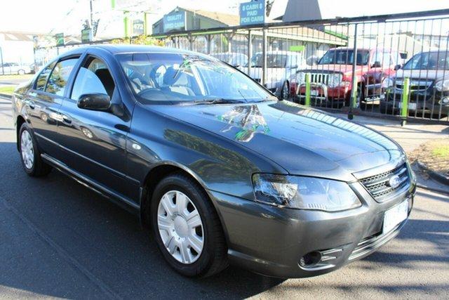 Used Ford Falcon BF Mk II XT West Footscray, 2007 Ford Falcon BF Mk II XT Grey 4 Speed Sports Automatic Sedan