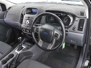 2012 Ford Ranger PX XLT 3.2 (4x4) Black 6 Speed Automatic Double Cab Pick Up