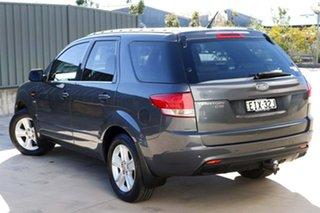 2012 Ford Territory SZ TX Seq Sport Shift Grey 6 Speed Sports Automatic Wagon.