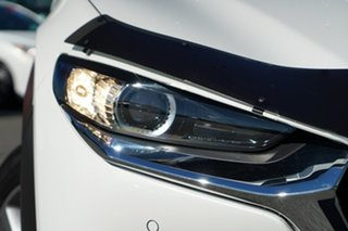 2020 Mazda CX-30 DM2W7A G20 SKYACTIV-Drive Touring Snowflake White 6 Speed Sports Automatic Wagon.