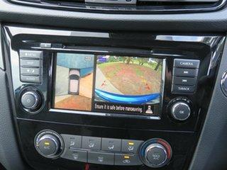 2020 Nissan Qashqai J11 Series 3 MY20 Midnight Edition X-tronic Vivid Blue 1 Speed Constant Variable
