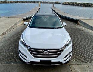 2015 Hyundai Tucson TLE Highlander D-CT AWD Polar White 7 Speed Sports Automatic Dual Clutch Wagon