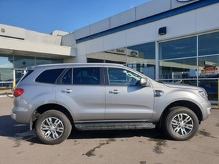 2020 Ford Everest UA II 2020.75MY Trend Silver 10 Speed Sports Automatic SUV