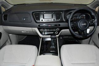 2017 Kia Carnival YP MY18 S Silver 6 Speed Sports Automatic Wagon